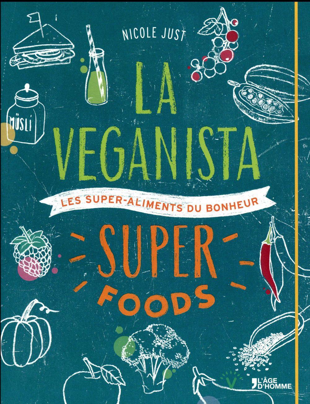 LA VEGANISTA SUPER FOODS