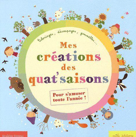 MES CREATIONS DES QUATRE SAISONS
