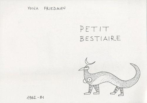 PETIT BESTIAIRE - 1962-81