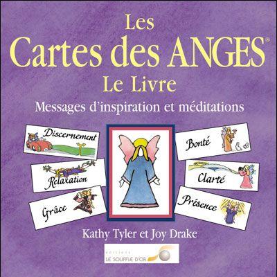 LES CARTES DES ANGES (LE LIVRE)