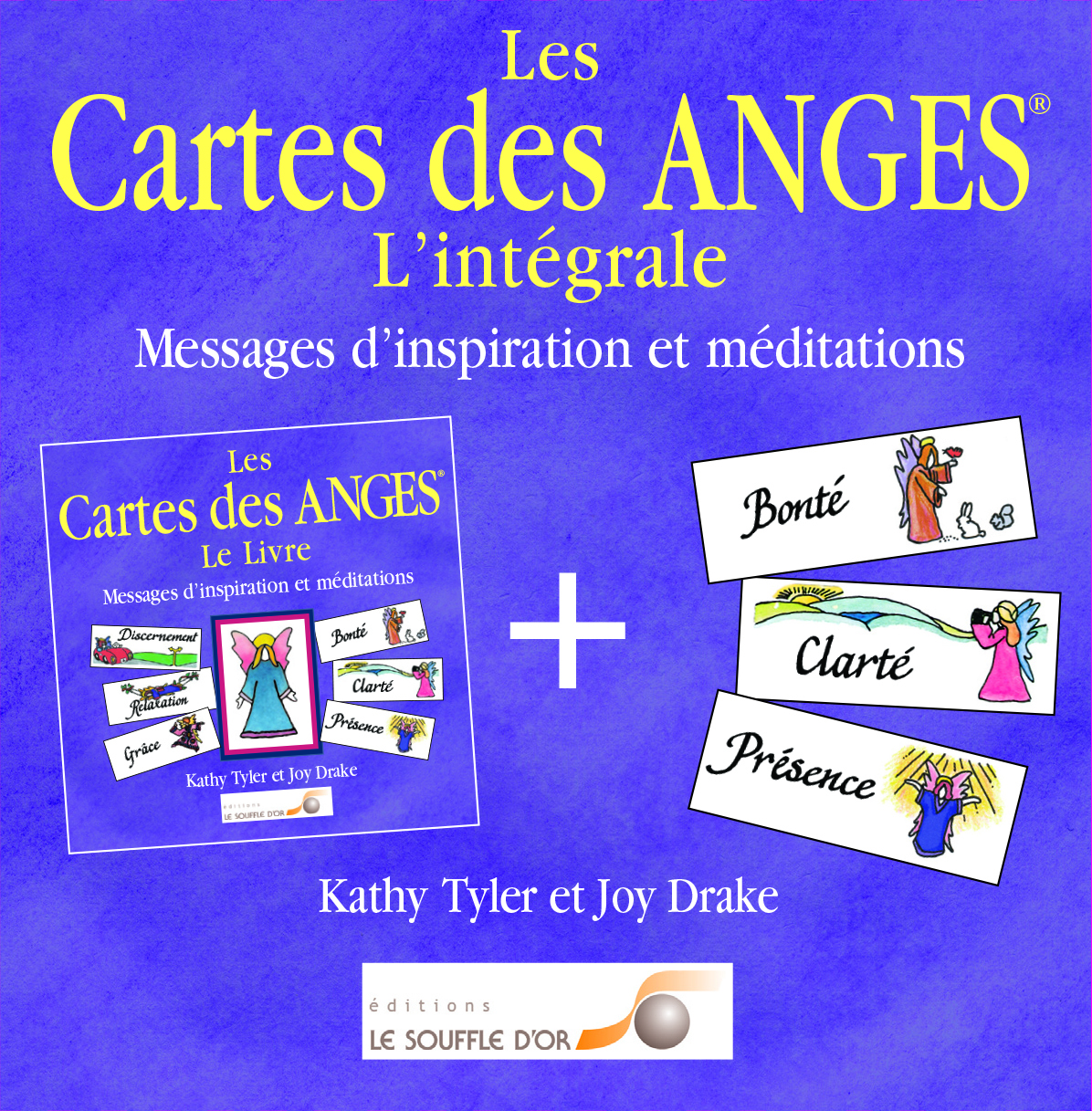 CARTE DES ANGES - L'INTEGRALE (COFFRET)