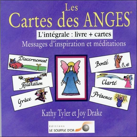 CARTE DES ANGES - L'INTEGRALE