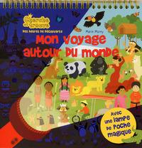 MON VOYAGE AUTOUR DU MONDE