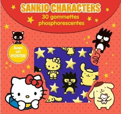 SANRIO CHARACTERS - GOMMETTES PHOSPHORESCENTES