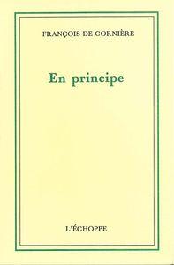 EN PRINCIPE