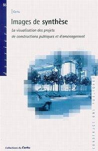IMAGES DE SYNTHESE : LA VISUALISATION DES PROJETS DE CONSTRUCTIONS PUBLIQUES ET D'AMENAGEMENT (DOSSI