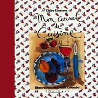 MON CARNET DE CUISINE