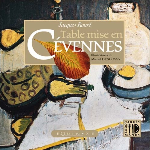 TABLE MISE EN CEVENNES