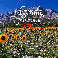 AGENDA PROVENCAL 2010 (PT FORMAT)COUV TOURNESOLS