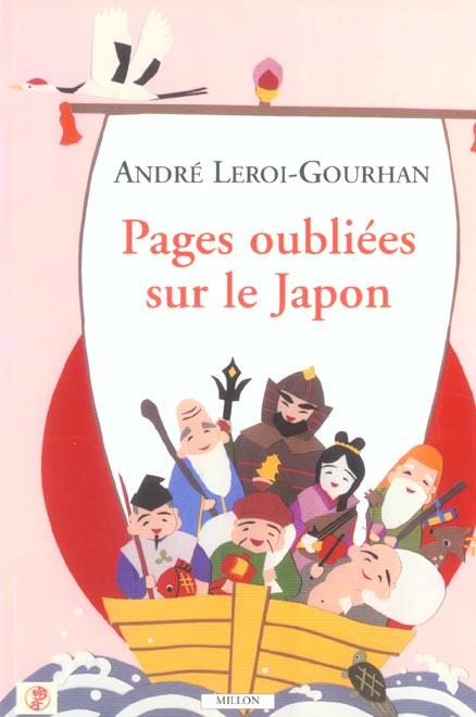 PAGES OUBLIEES SUR LE JAPON