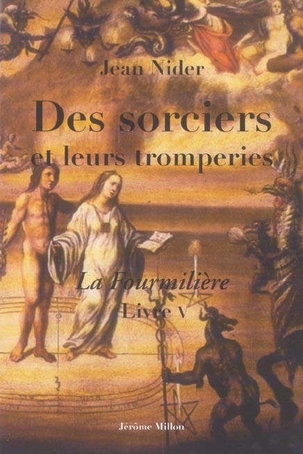 DES SORCIERS ET LEURS TROMPERIES