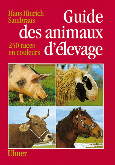 GUIDE DES ANIMAUX D'ELEVAGE