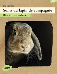 SOINS DU LAPIN DE COMPAGNIE