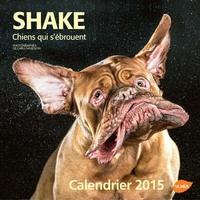 SHAKE CHIENS QUI S'EBROUENT - CALENDRIER 2015