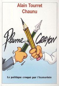 PLUME CONTRE CRAYON !