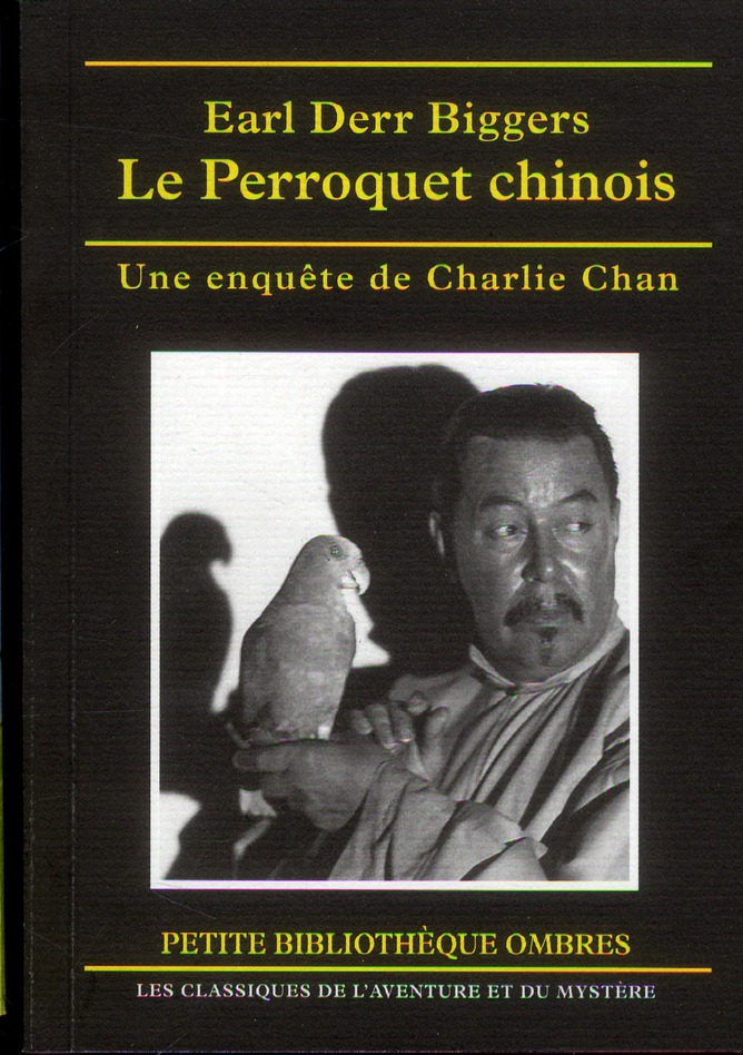 LE PERROQUET CHINOIS