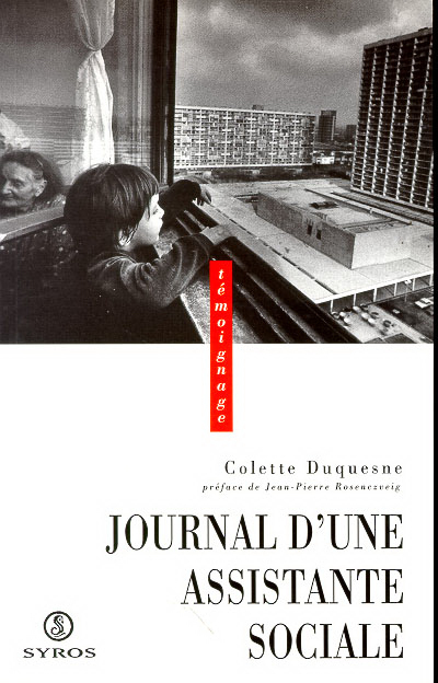 JOURNAL D'UNE ASSISTANTE SOCIALE