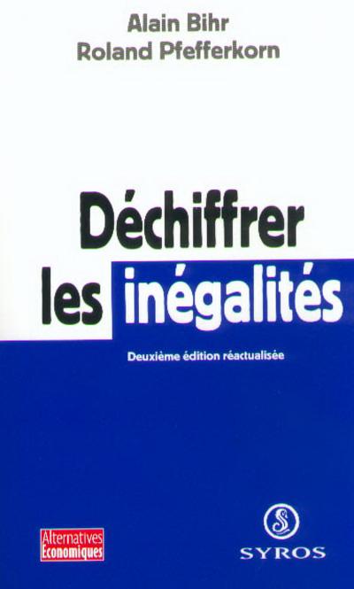 DECHIFFRER LES INEGALITES