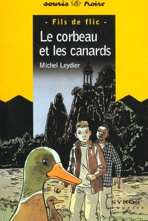 CORBEAU ET LES CANARDS