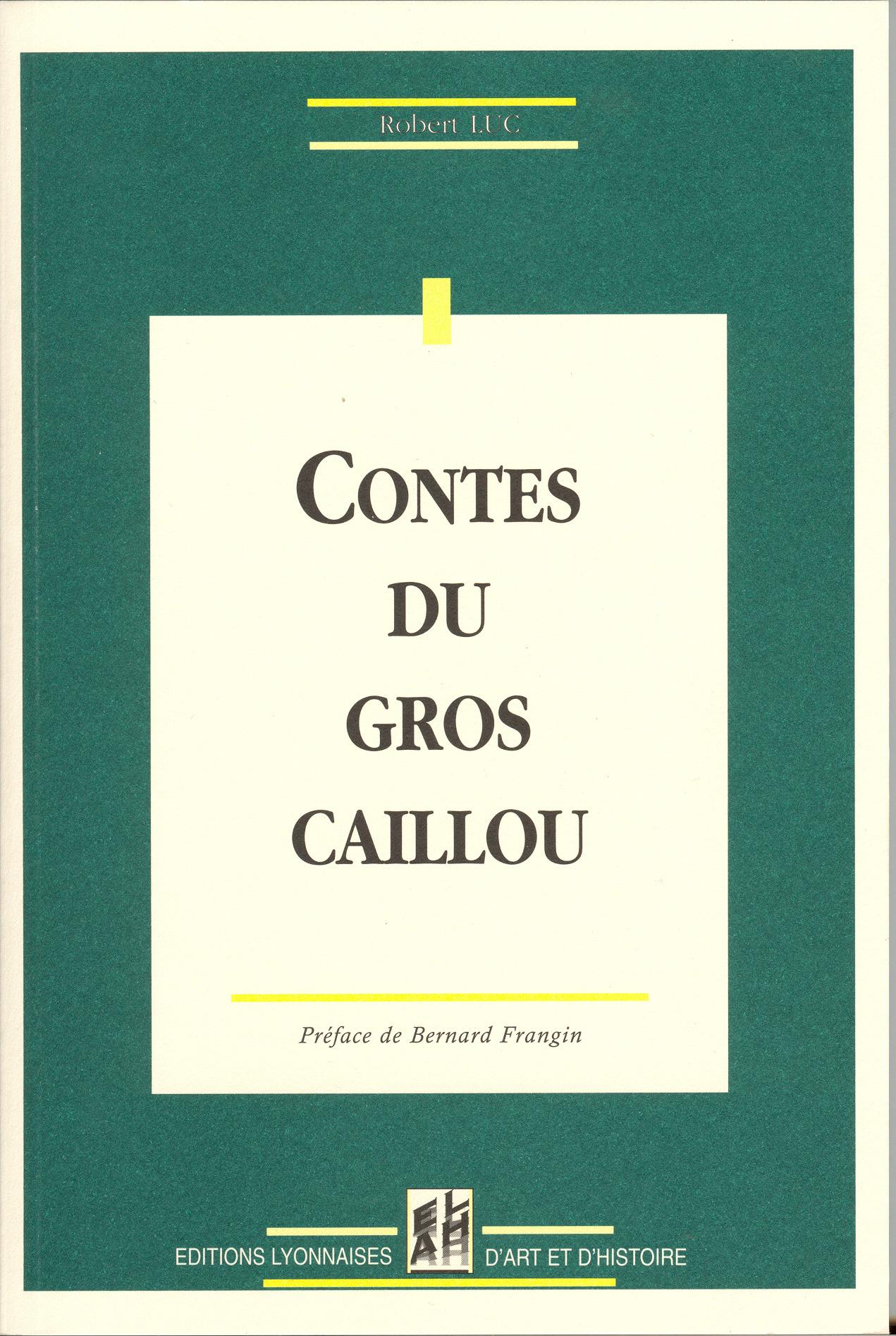 CONTES DU GROS CAILLOU