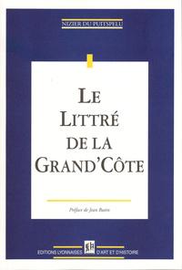 LE LITTRE DE LA GRAND'COTE