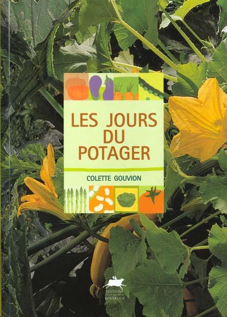 JOURS DU POTAGER (LES)