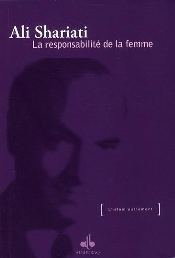 RESPONSABILITE DE LA FEMME (LA)