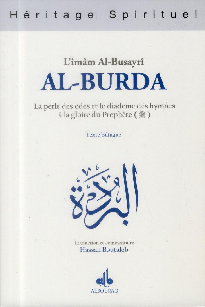 AL-BURDA (BILINGUE ARABE-FRANCAIS)