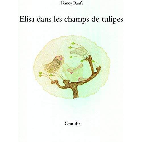 ELISA DANS LES CHAMPS DE TULIPES