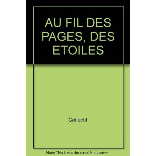AU FIL DES PAGES...DES ETOILES