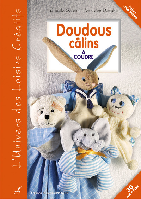DOUDOUS CALINS A COUDRE