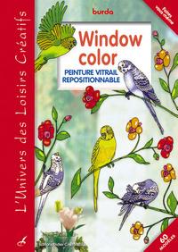 WINDOW COLOR - PEINTURE VITRAIL