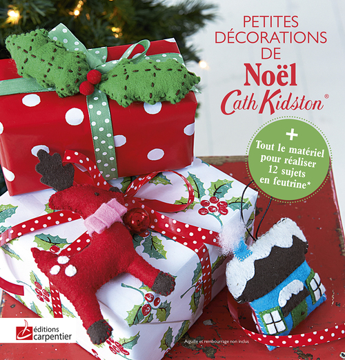PETITES DECORATIONS DE NOEL