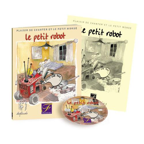 LE PETIT ROBOT
