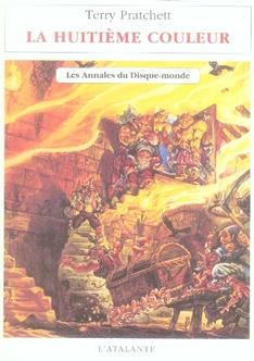 LA HUITIEME COULEUR LES ANNALES DU DISQUE MONDE 01