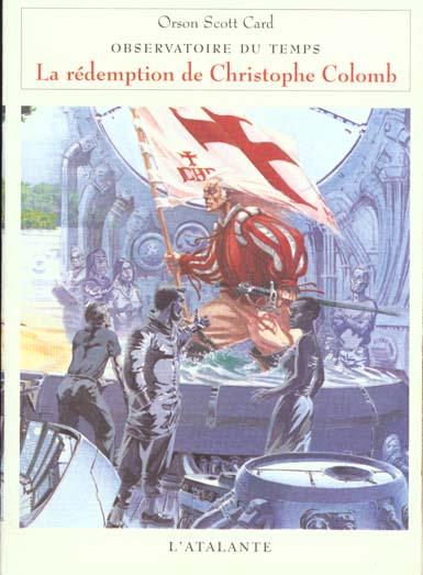 LA REDEMPTION DE CHISTOPHE COLOMB