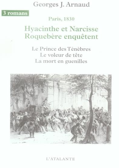 HYACINTHE ET NARCISSE ROQUEBERE TOME 2