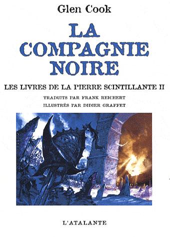 COMPAGNIE NOIRE LIVRES DE LA PIERRE SCINTILLANTE 2