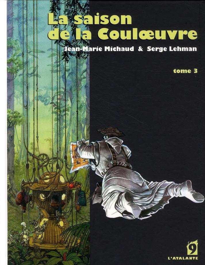 LA SAISON DE LA COULOEUVRE 3