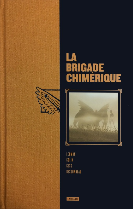 BRIGADE CHIMERIQUE L'INTEGRALE NED