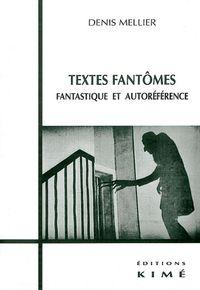 TEXTES FANTOMES