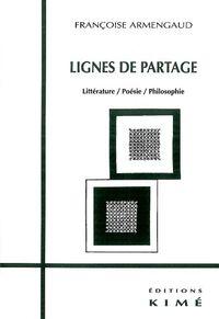 LIGNES DE PARTAGE