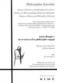 PHILOSOPHIA SCIENTIAE T. 10 / 2 2006 - LOUIS ROUGIER