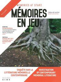 MEMOIRES EN JEU N 5 - ENQUETE SUR LA LITTERATURE MEMORIELLE