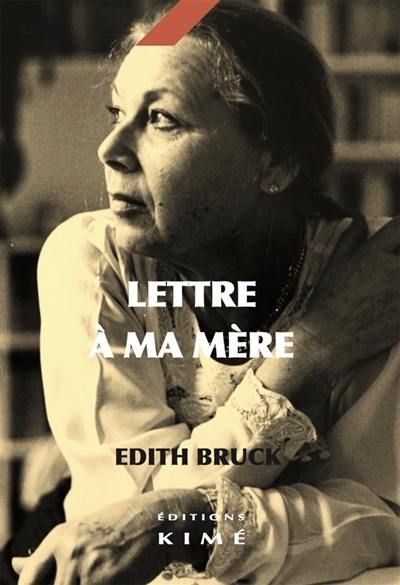 LETTRE A MA MERE