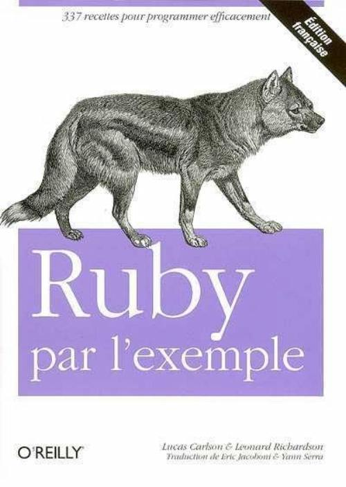 O'REILLY RUBY PAR L'EXEMPLE