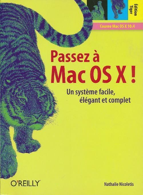 PASSEZ A MAC OS X VERSION TIGER