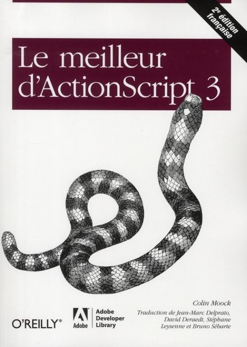 O'REILLY ACTIONSCRIPT 3 2ED