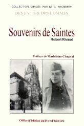 SAINTES, SOUVENIRS DE