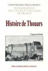 THOUARS (HISTOIRE DE)